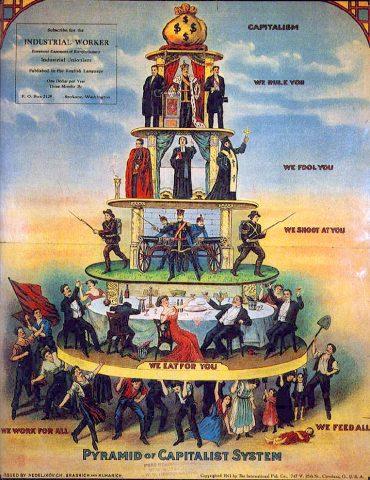 طبقات المجتمع